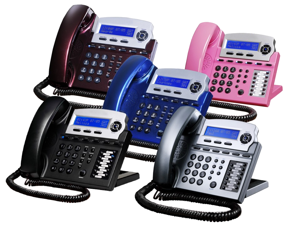 Office desk phones