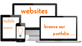 We built websites